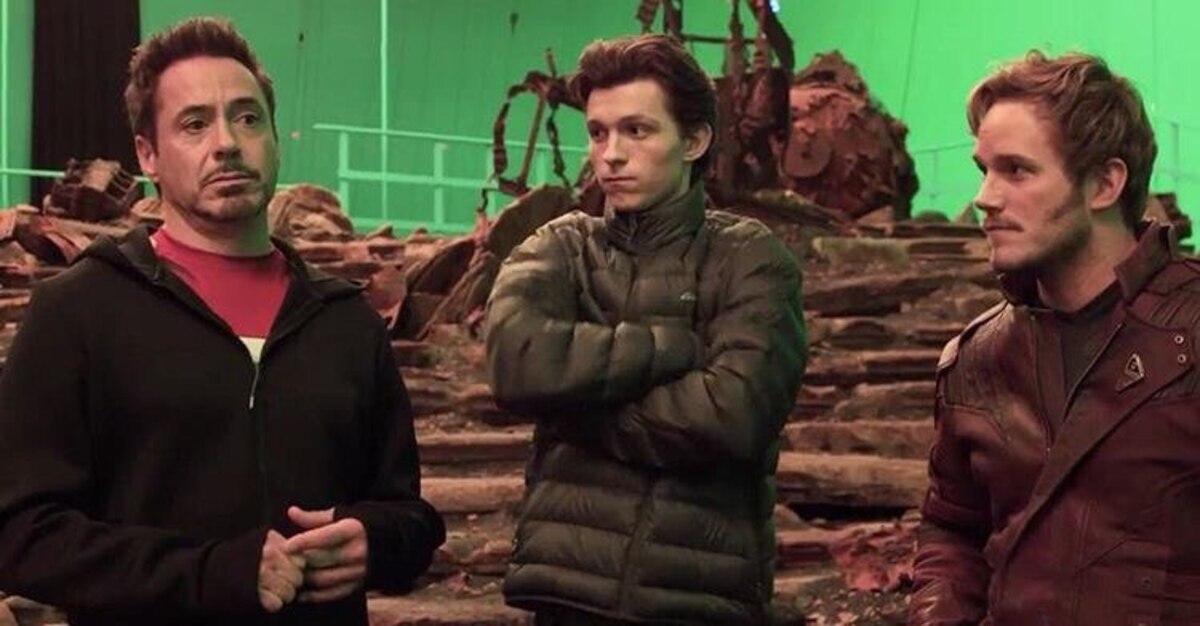 Marvel показала первое видео со съемок «Мстители: Война бесконечности»