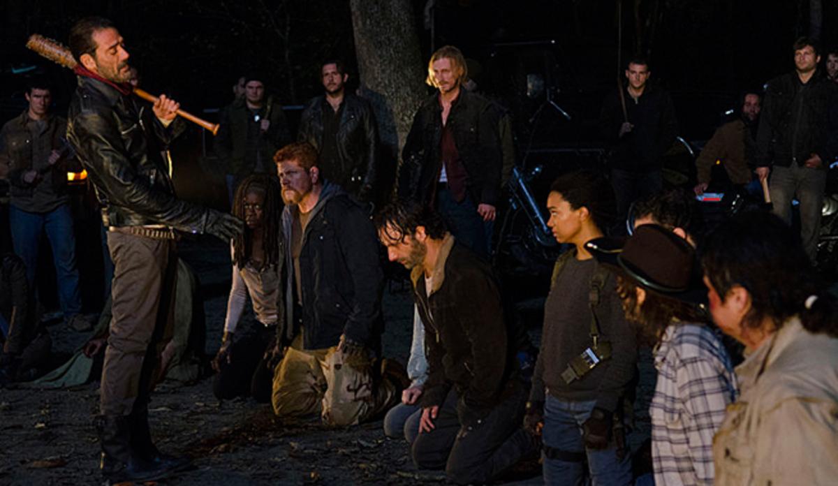 Грег Никотеро пообещал «других» «Ходячих мертвецов» в 7 сезоне