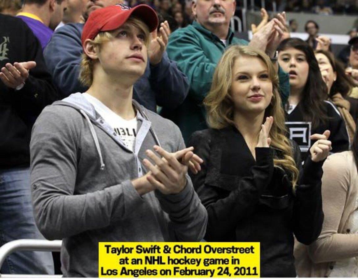Тэйлор Свифт и Корд Оверстрит все-таки встречаются?