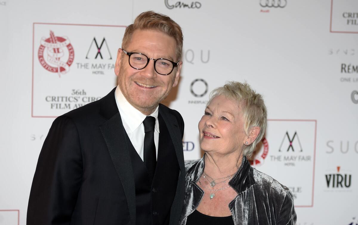 Звезды на церемонии London Critics Film Awards 2016