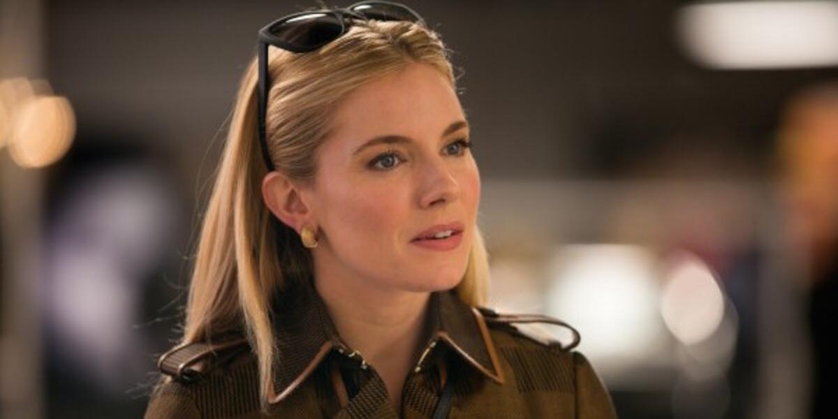 Сиенна Миллер может стать Капитаном Марвел