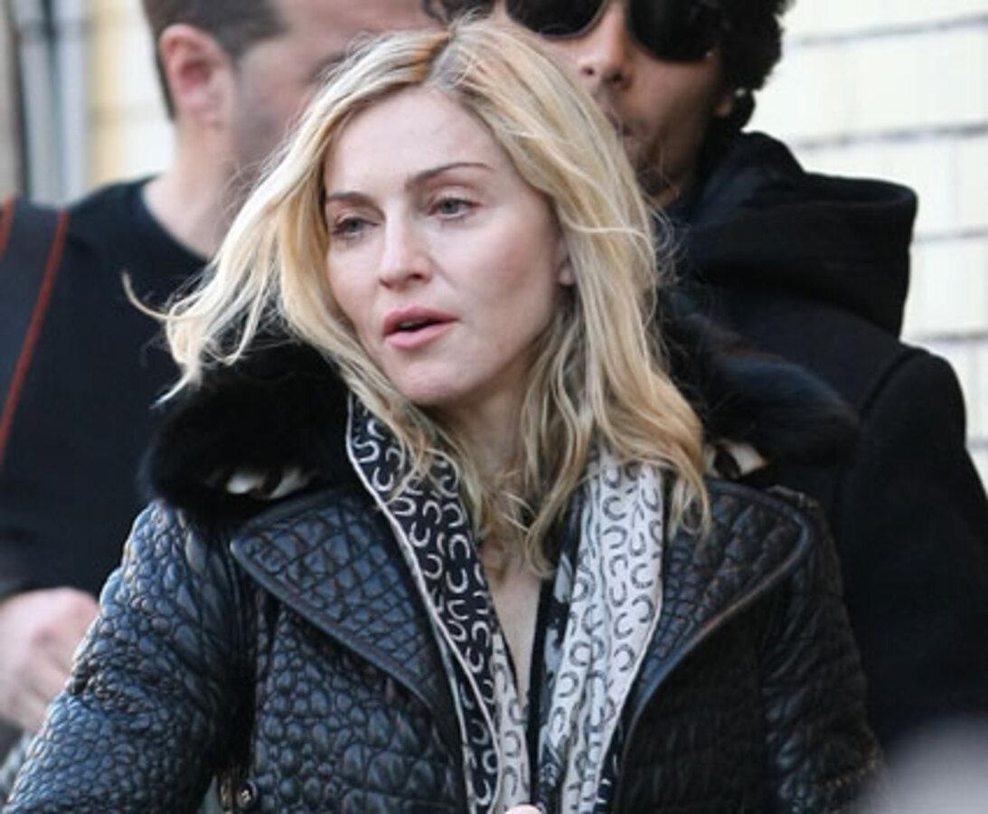 Райан Сикрет оказался для Мадонны слишком старым