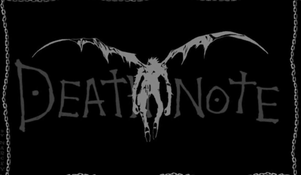 Манга «Тетрадь смерти» будет экранизирована в Голливуде