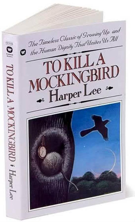 Харпер Бэкхем подняла продажи книги «Убить пересмешника»