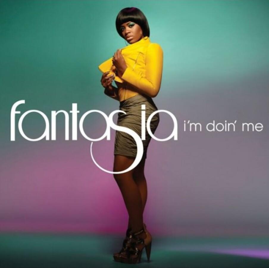 Клип Fantasia - I`m Doin` Me