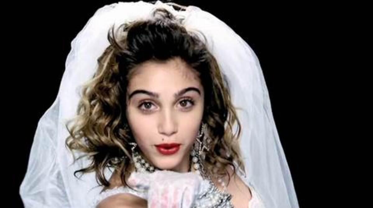 Еще одна версия клипа Мадонны - Celebration