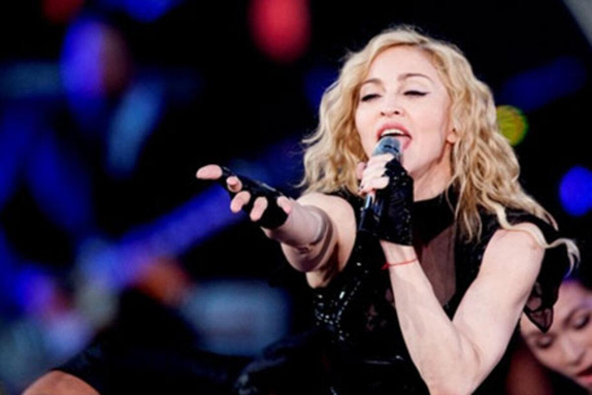Мадонне предложили открыть постоянное шоу в Лас-Вегасе