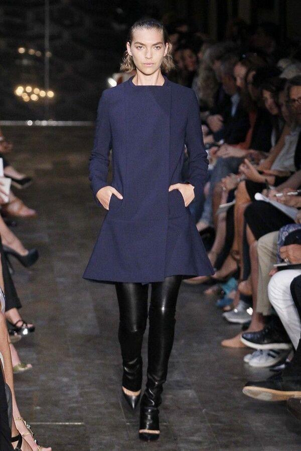 Коллекция одежды Весна / Лето 2012 Виктории Бэкхем