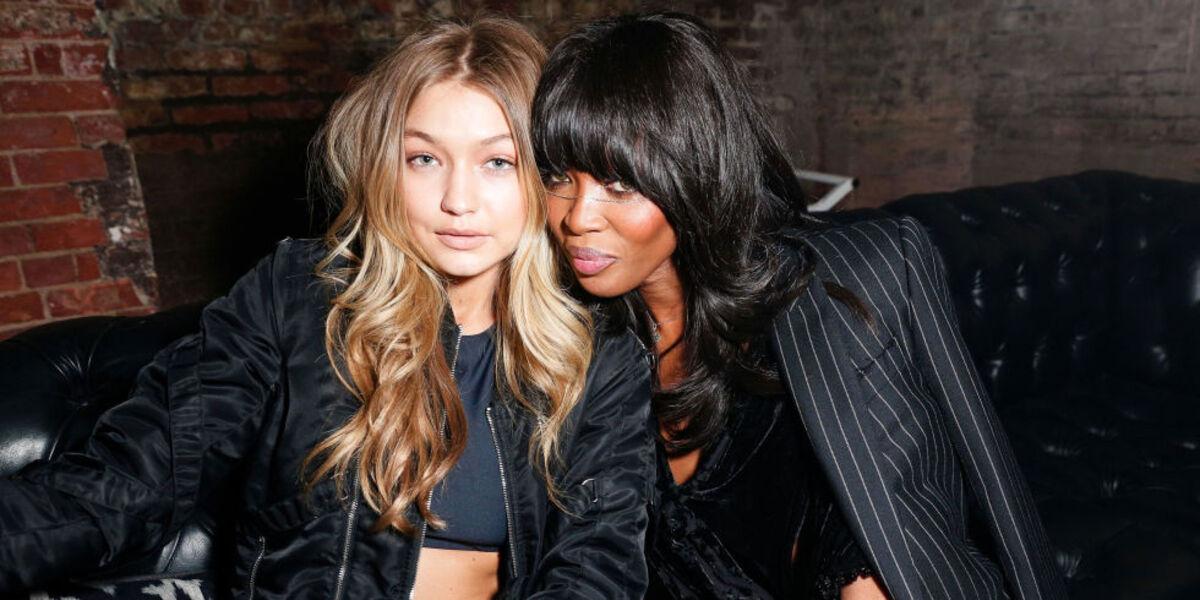 Наоми Кэмпбелл поддержала Кендалл Дженнер, Джиджи Хадид и других молодых моделей