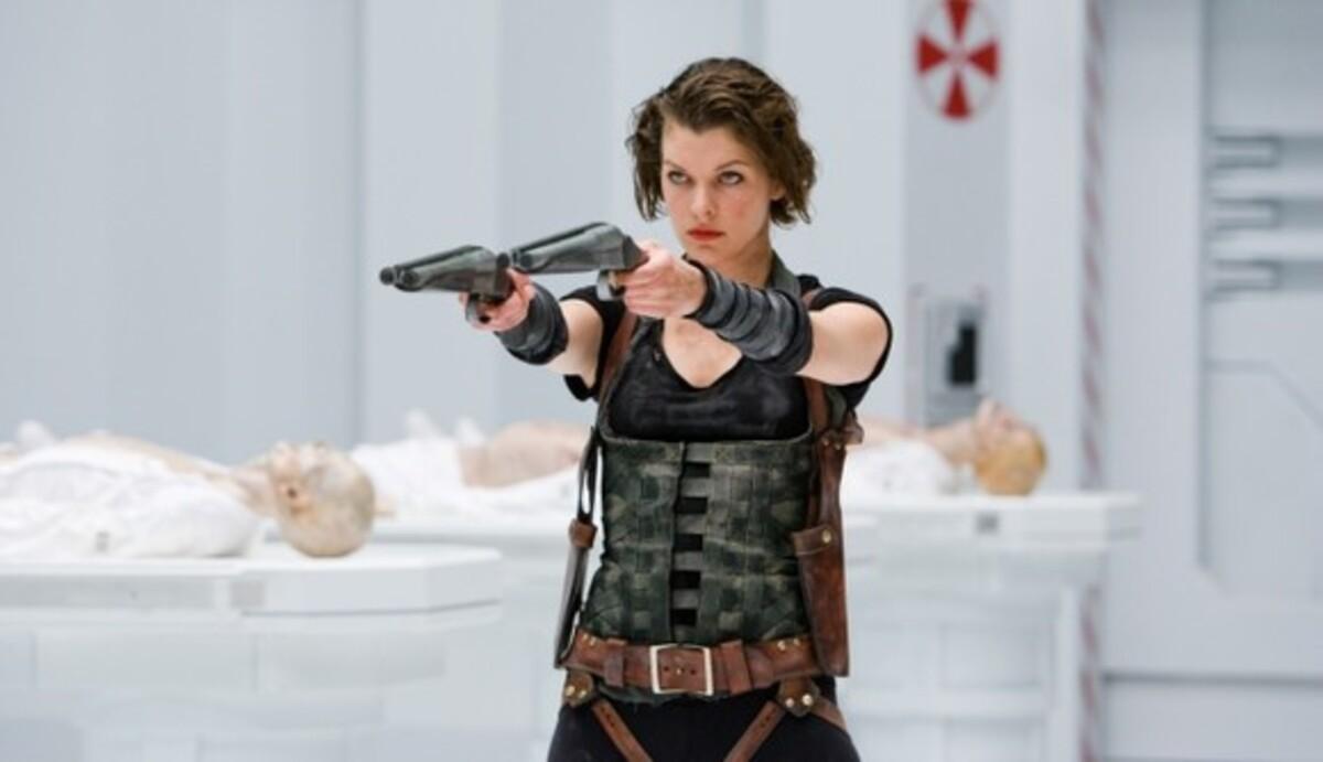 «Обитель зла 5» выйдет на экраны осенью 2012 года