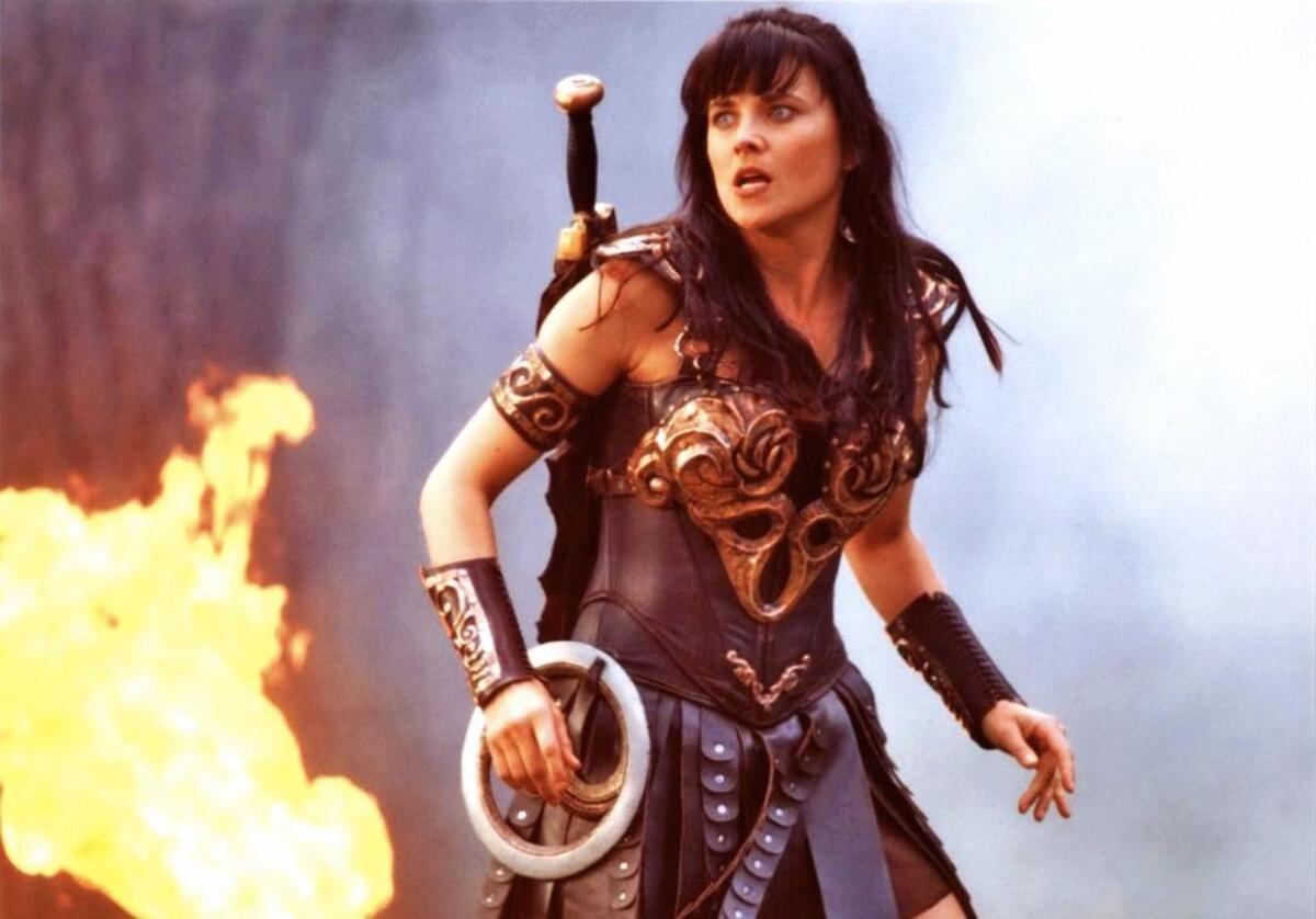Новая «Зена – королева воинов» выйдет в эфир в 2016 году