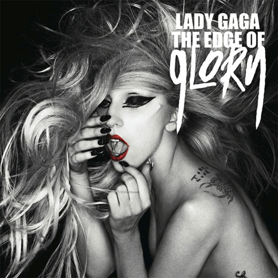 Новый клип Lady Gaga - The Edge of Glory