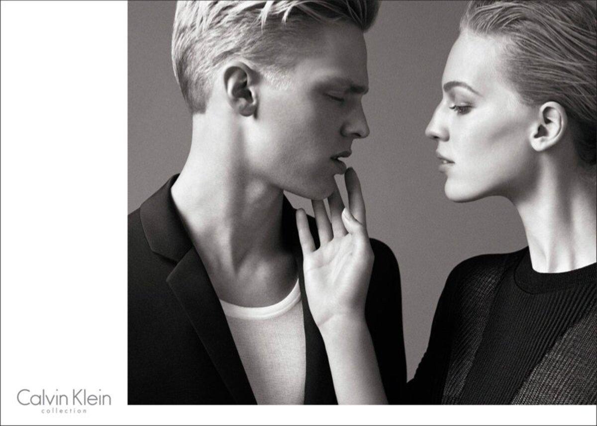 Релкамные кампании Calvin Klein и Calvin Klein Jeans. Весна / Лето 2014