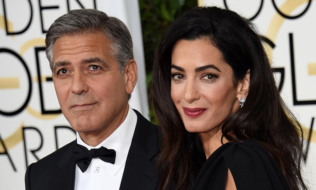 Джордж и Амаль Клуни пожертвовали миллион долларов на борьбу с ненавистью