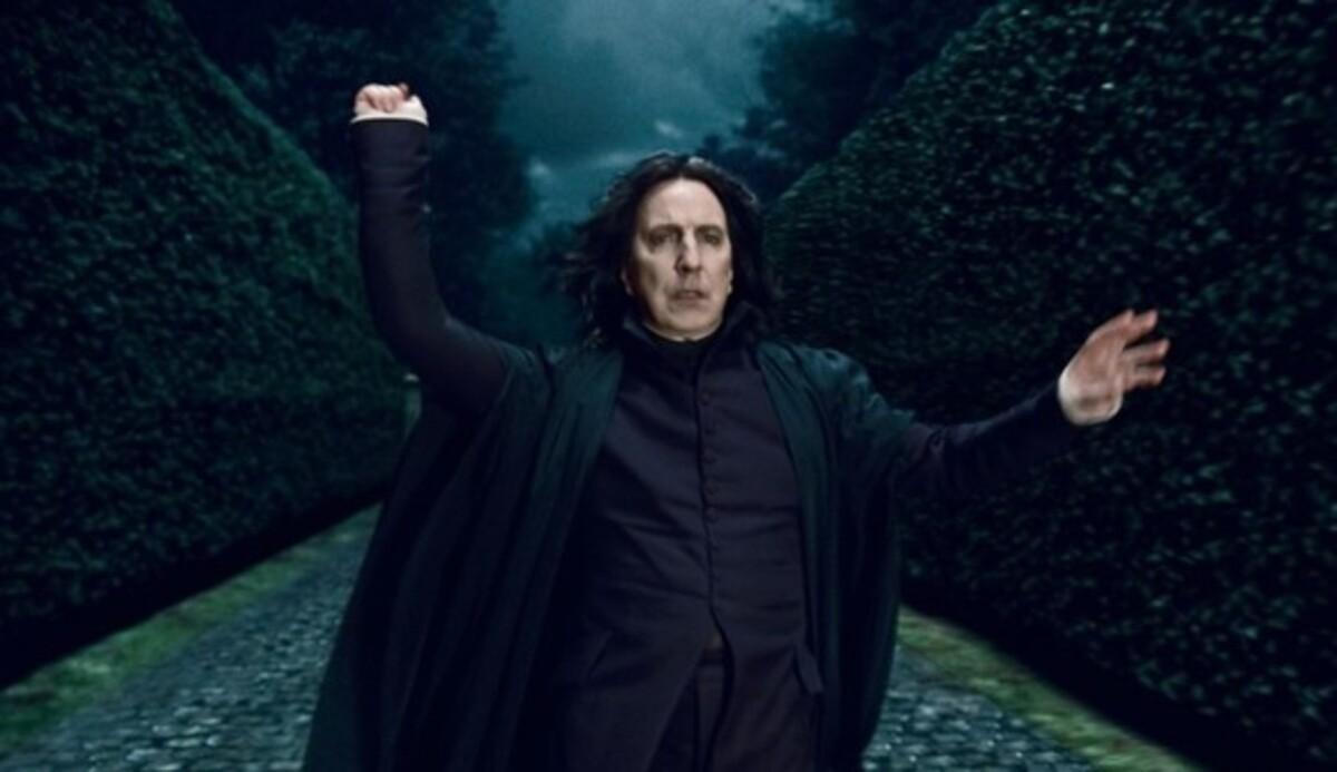 Создатели фильма «Гарри Поттер и дары смерти. Часть вторая» изменили оригинальный сюжет