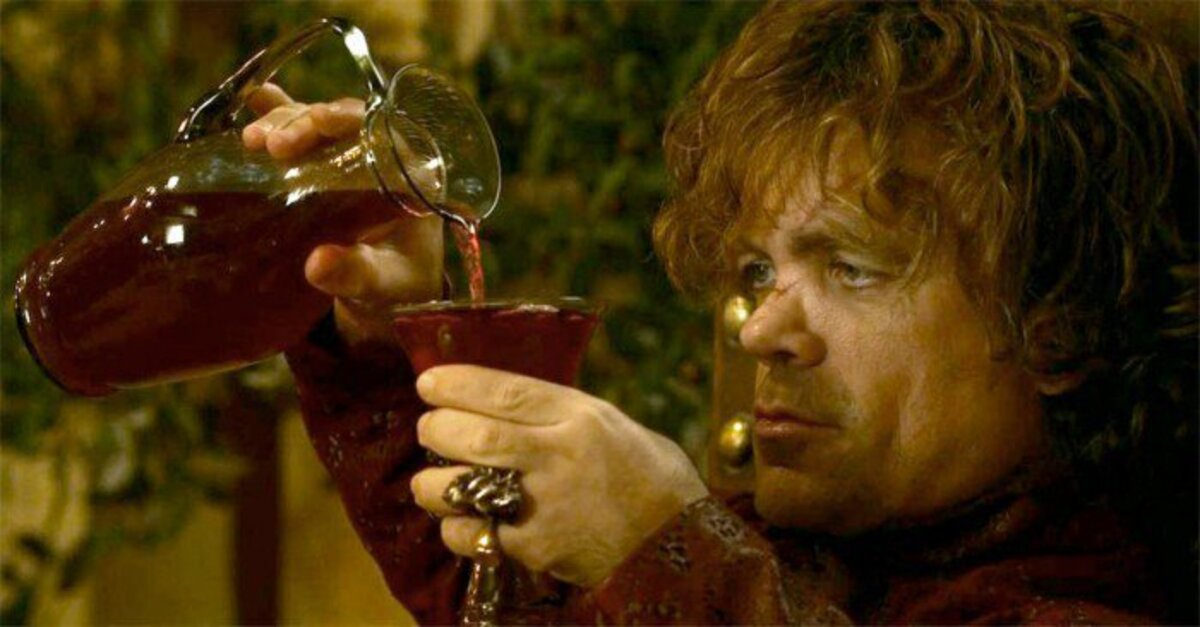 """HBO выпустит коллекцию вин в честь """"Игры престолов"""""""