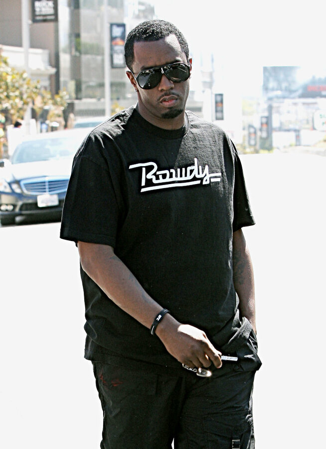 На P Diddy подали в суд из-за возрастной дискриминации