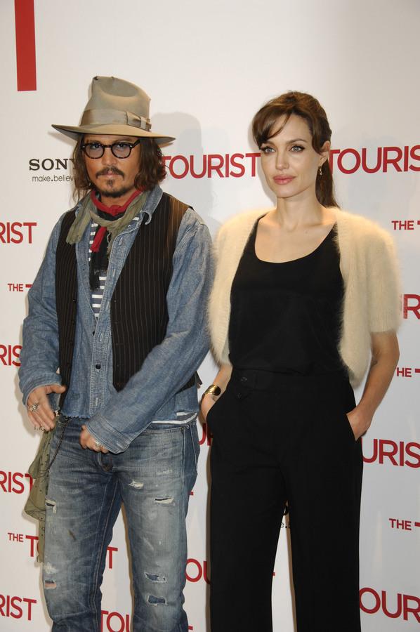 Анджелина Джоли не понимает Ванессу Паради