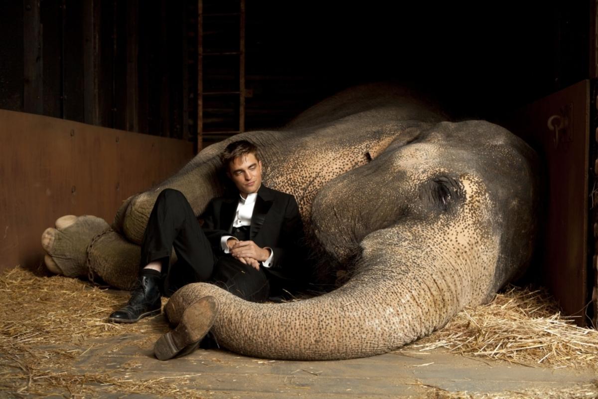 Первый взгляд на фильм «Воды слонам!» журнала Entertainment Weekly