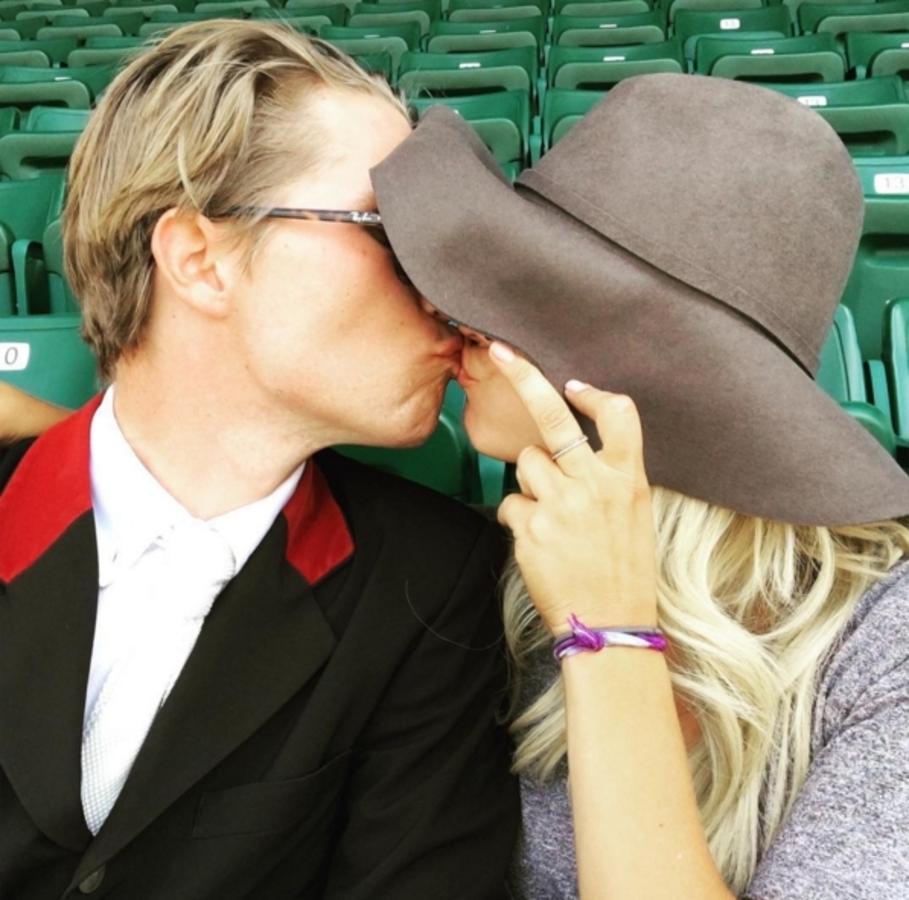 Кейли Куоко показала романтичное фото с новым бойфрендом