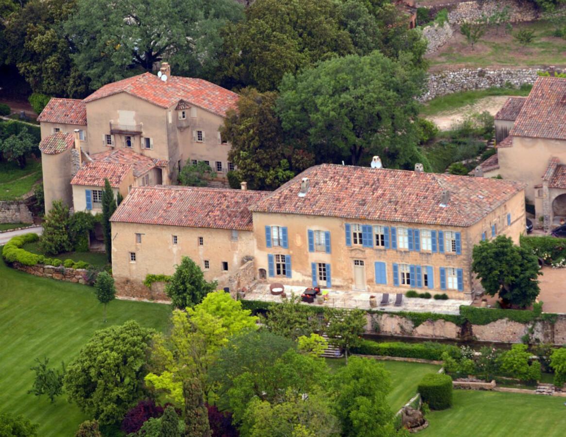 Анджелина Джоли и Брэд Питт продают французское поместье