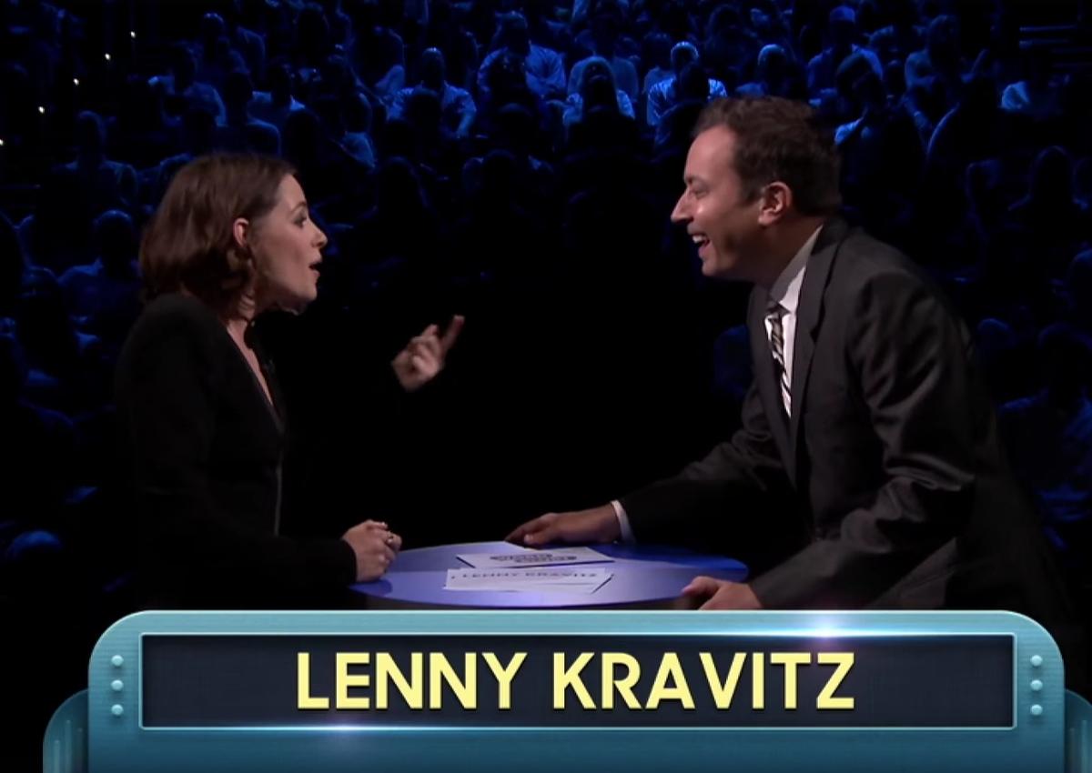 Видео: Кристен Стюарт и Джимми Фэллон сыграли в ассоциации