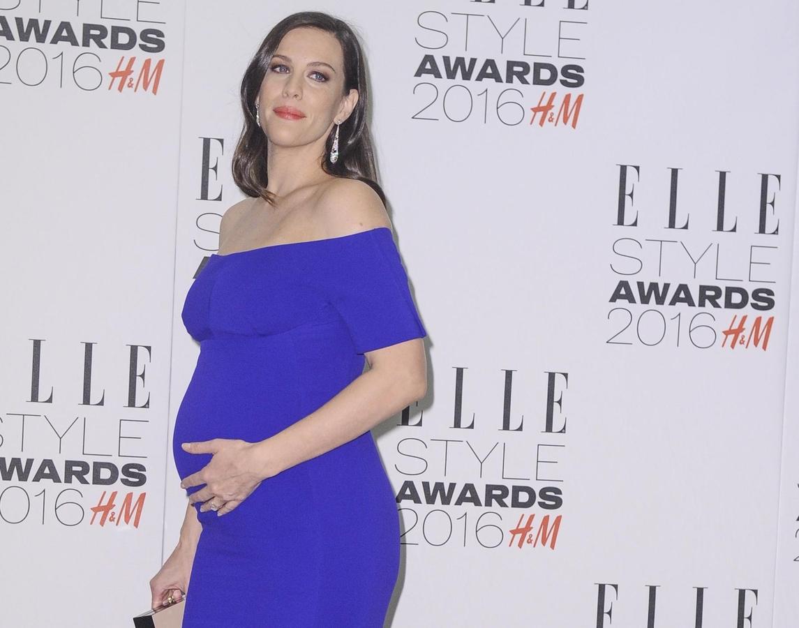 Лив Тайлер родила дочь