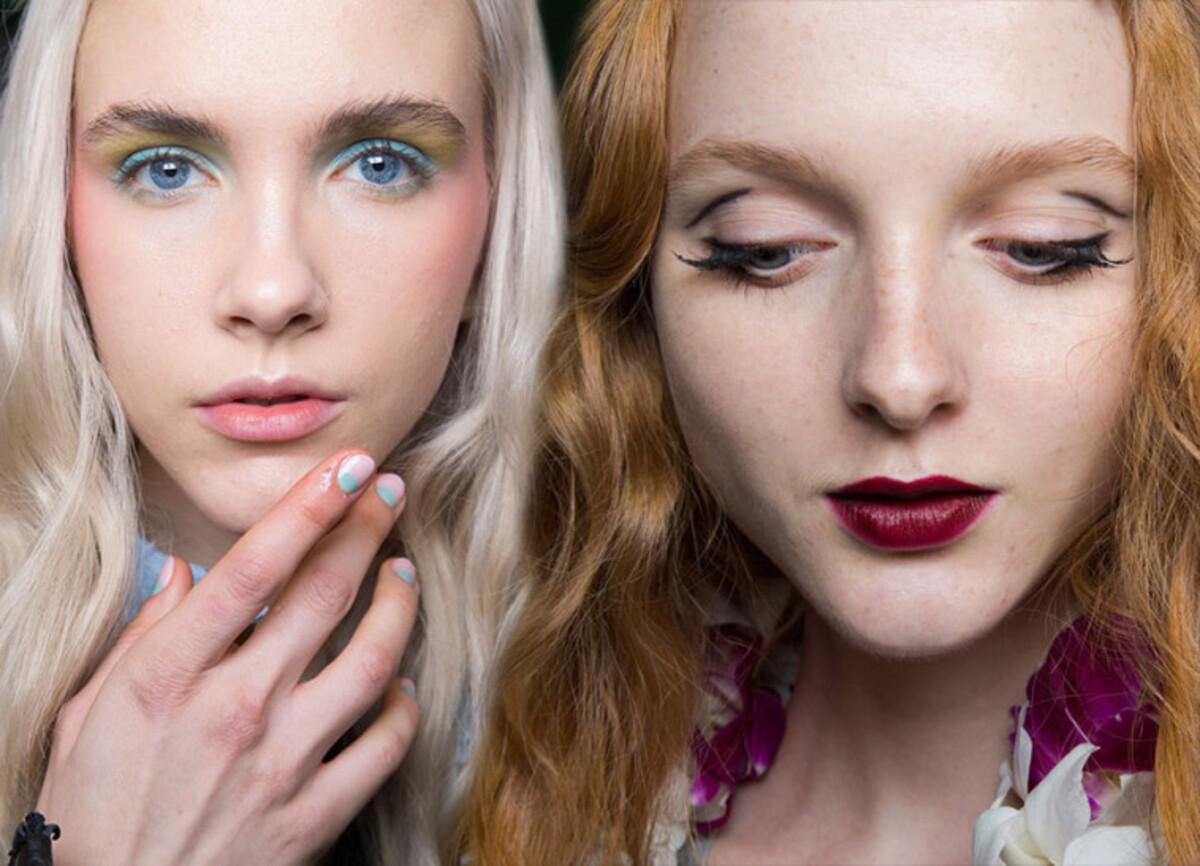 Модный макияж лета 2016: фото тенденций
