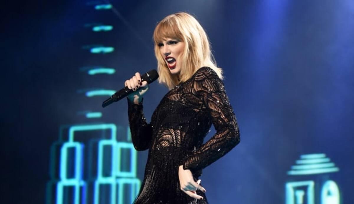 Видео: Тейлор Свифт дала первый и последний в 2017 году концерт
