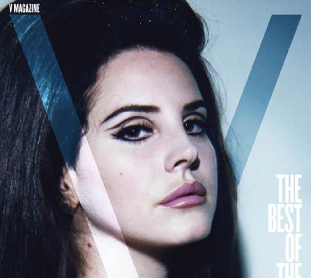 Лана Дель Рей в журнале  V Magazine. Осень 2015