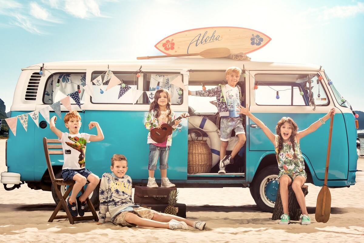 Как снимают рекламные кампании известных брендов: ACOOLA Summer-2016