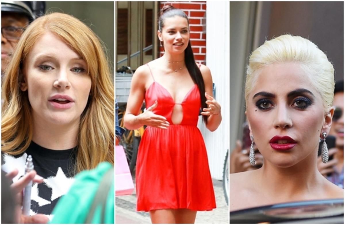 Стоп-кадр: Леди Гага, Оливия Уайлд, Кайли Миноуг и другие