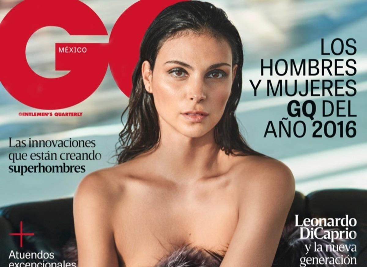 Звезда «Дэдпула» Морена Баккарин в «горячем» фотосете для GQ Mexico
