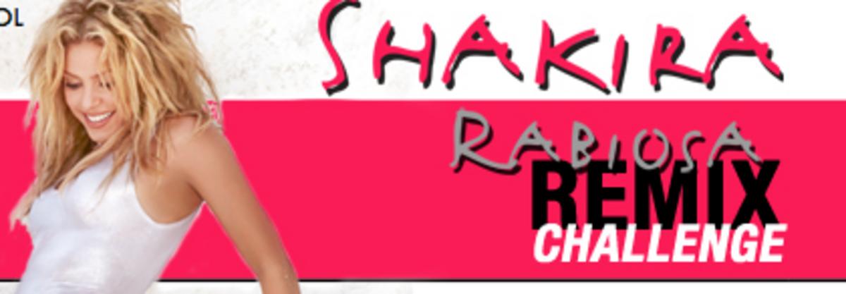 Шакира устроила конкурс для поклонников