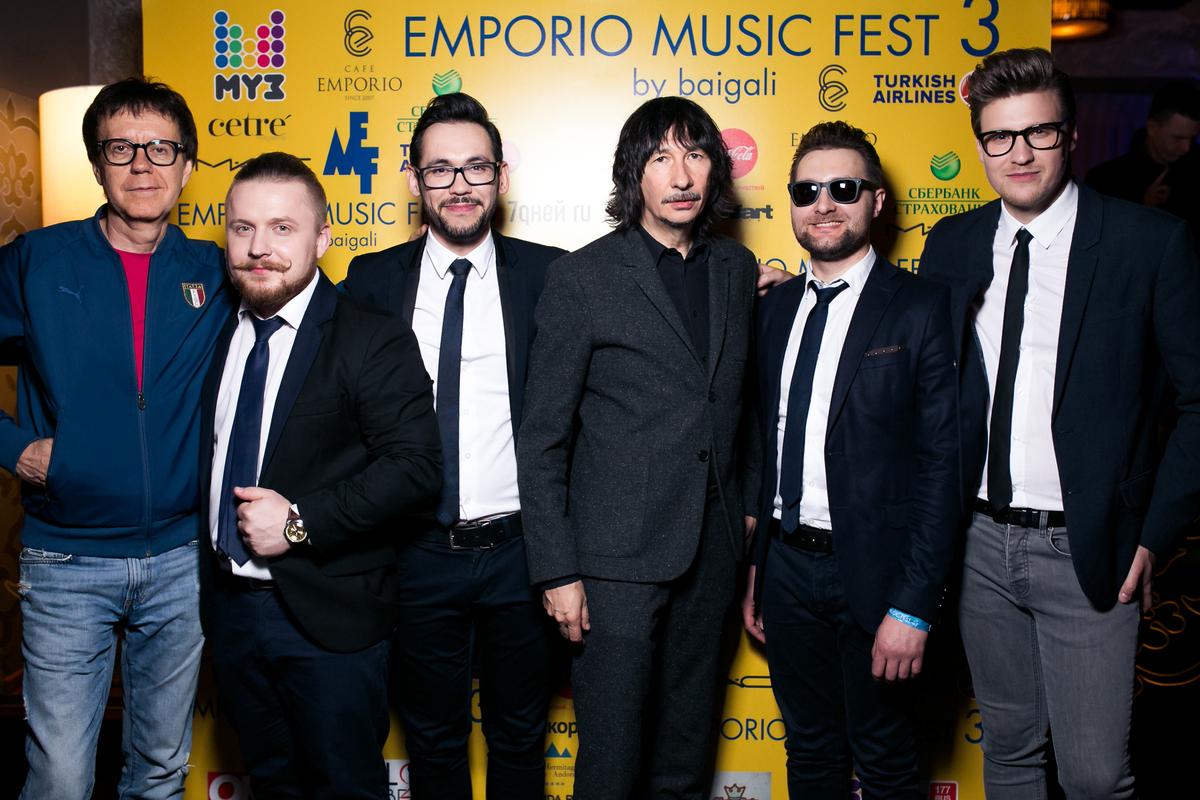 Emporiomusicfest: под хиты группы A'STUDIO танцуют все