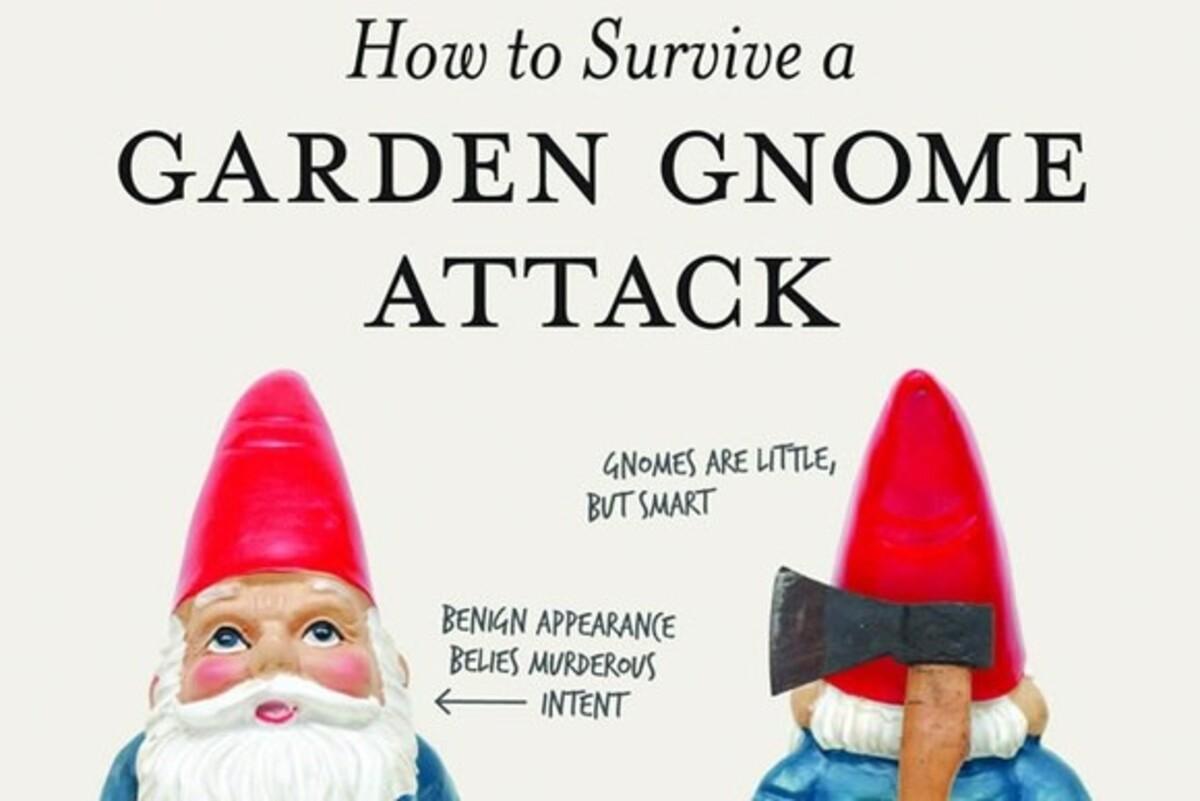 Роберт Земекис создаст пособие по выживанию с садовыми гномами