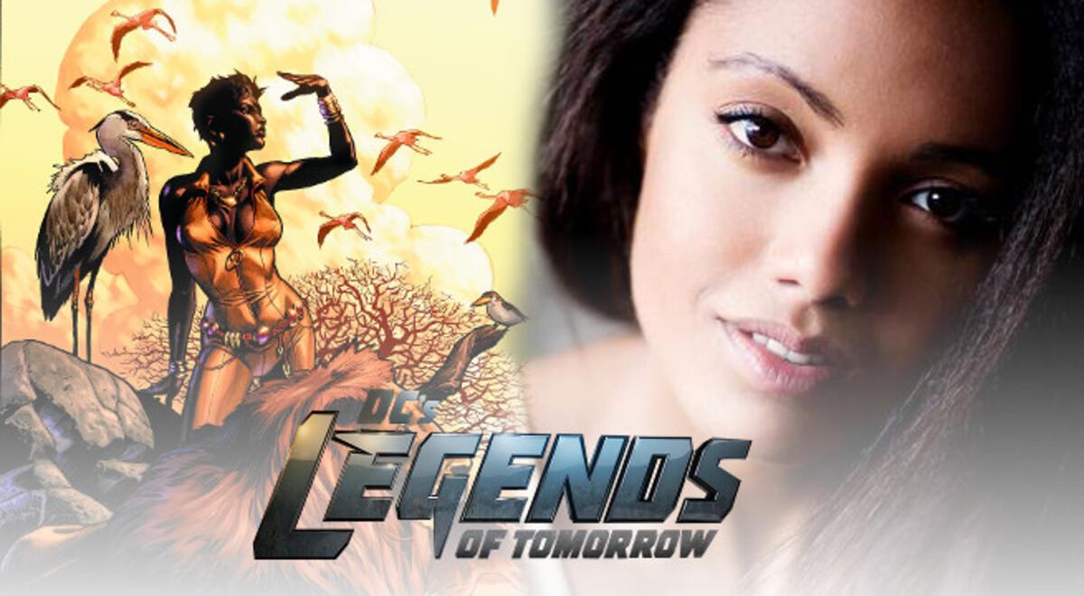 Звезда «Древних» Мэйси Ричардсон-Селлерс снимется во 2 сезоне «Легенд завтрашнего дня»