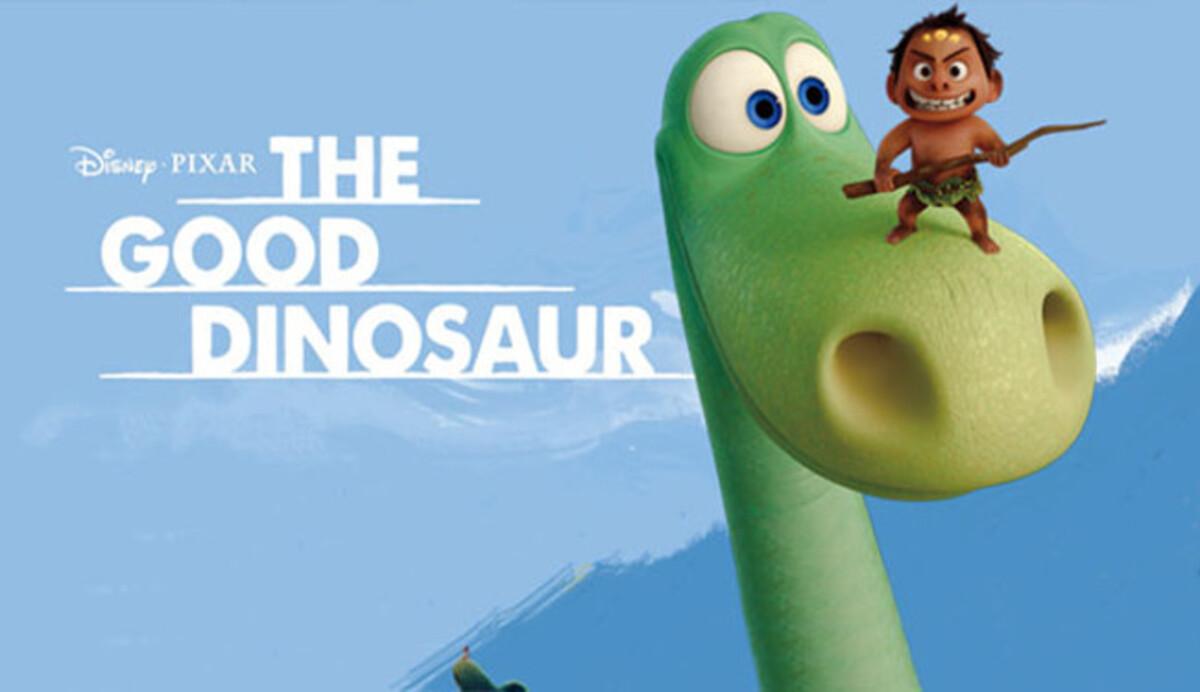 """Трейлер мультфильма """"Хороший динозавр"""""""