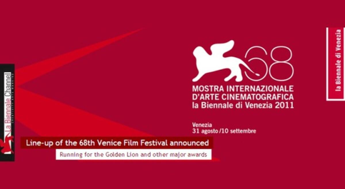 Объявлена программа 68-го Венецианского кинофестиваля