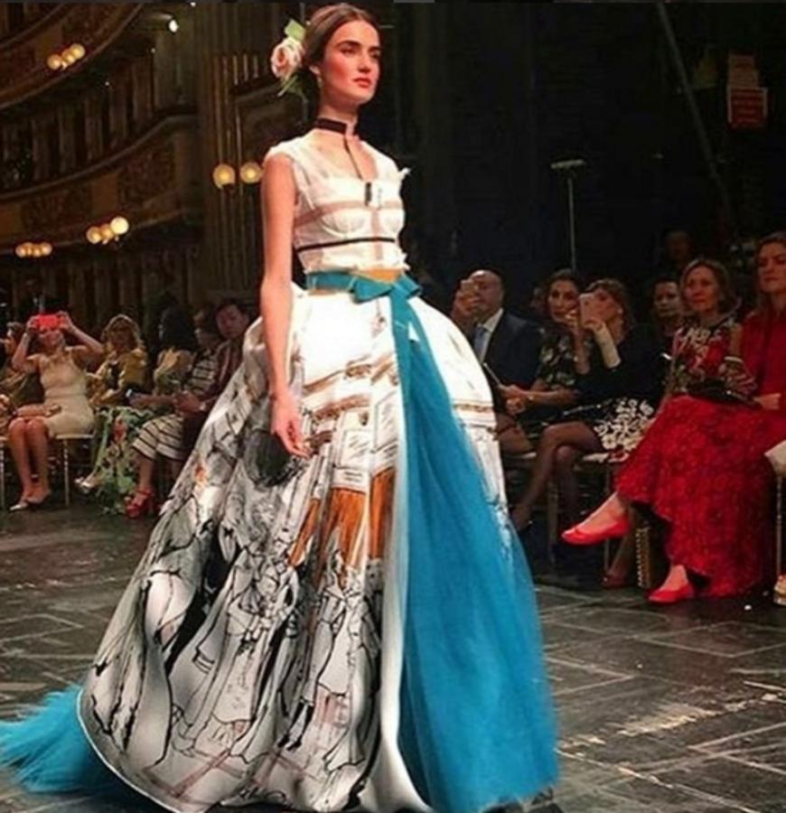 Alta Mоda:  Dolce & Gabbana провели закрытый показ высокой моды