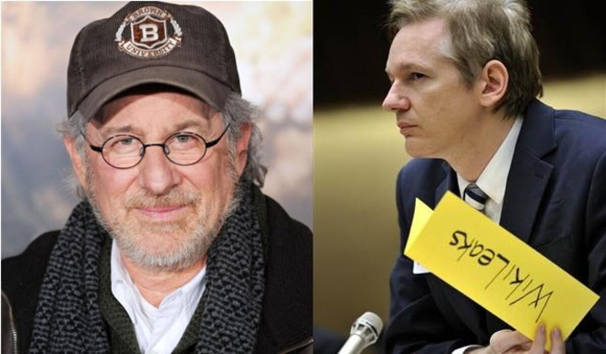 Стивен Спилберг перенесет на экраны жизнь Джулиана Ассанджа