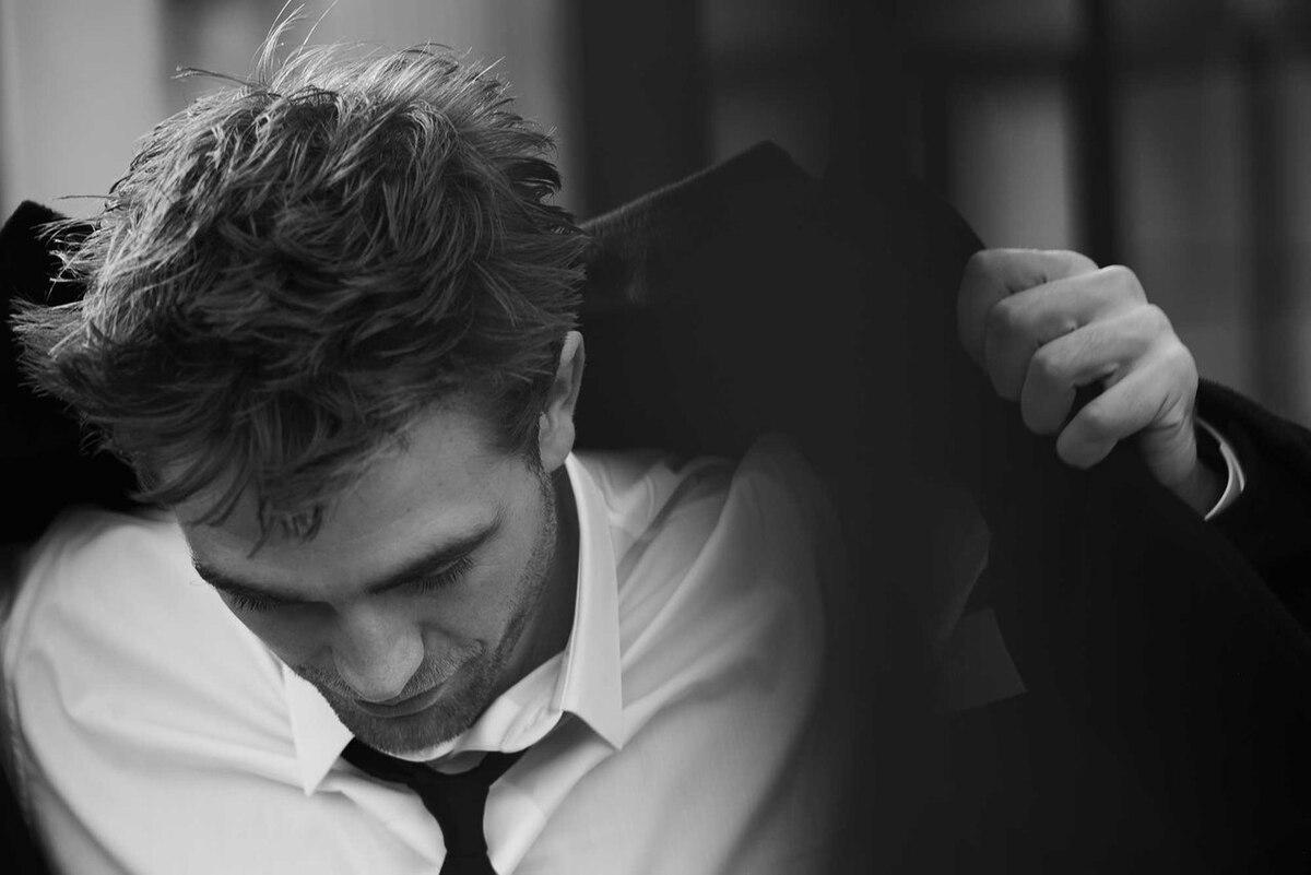 Роберт Паттинсон снялся в рекламной кампании Dior Homme: новые кадры