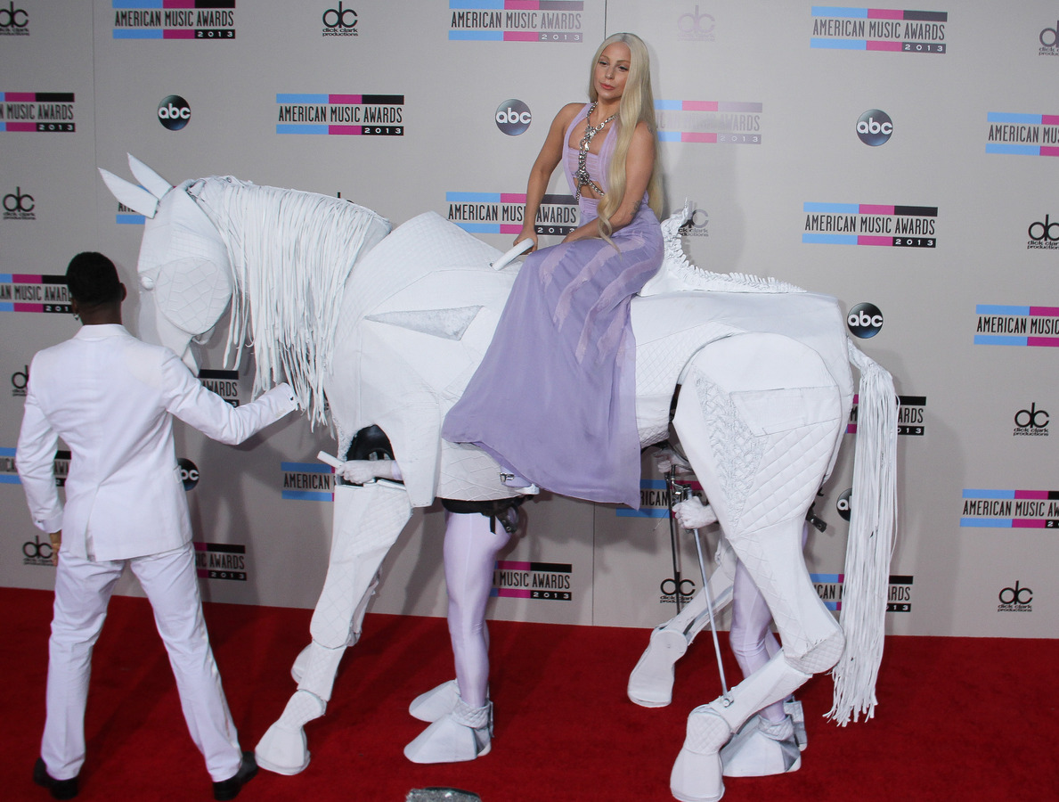 Церемония American Music Awards 2013
