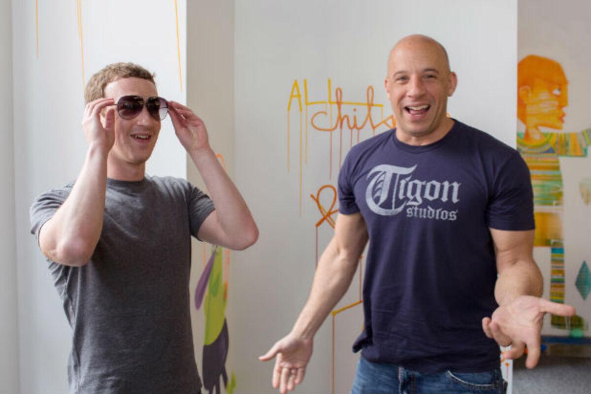 Вин Дизель стал первым в истории актером со 100 млн подписчиков в Facebook