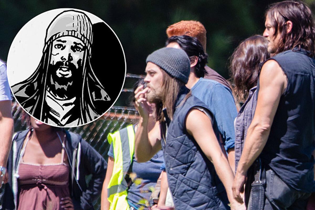 В 6 сезоне «Ходячих мертвецов» появится Иисус