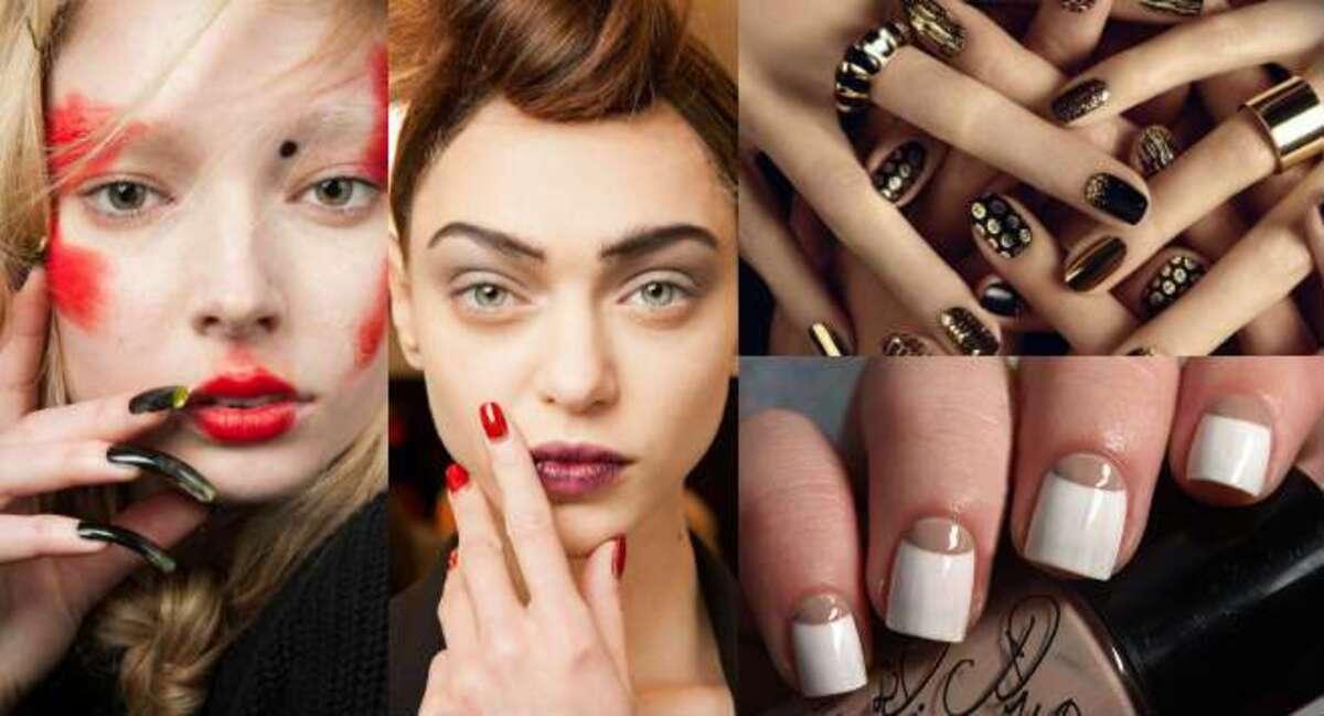 Маникюр лета 2016: фото модных тенденций
