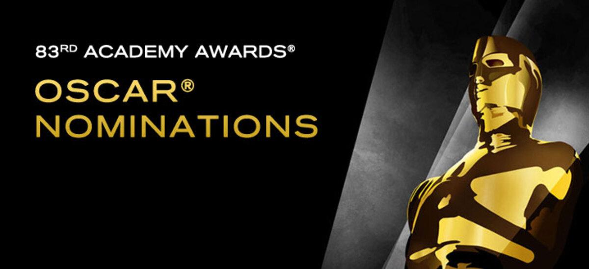 Объявлены номинанты на «Оскар» 2011
