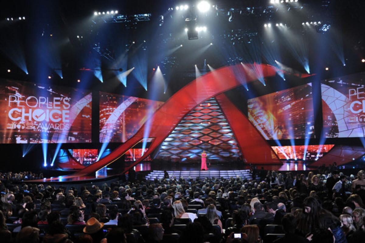 Победители People's Choice Awards 2011