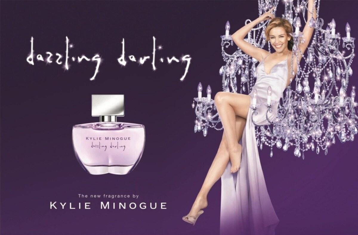 Новый аромат Dazzling Darling от Кайли Минуог