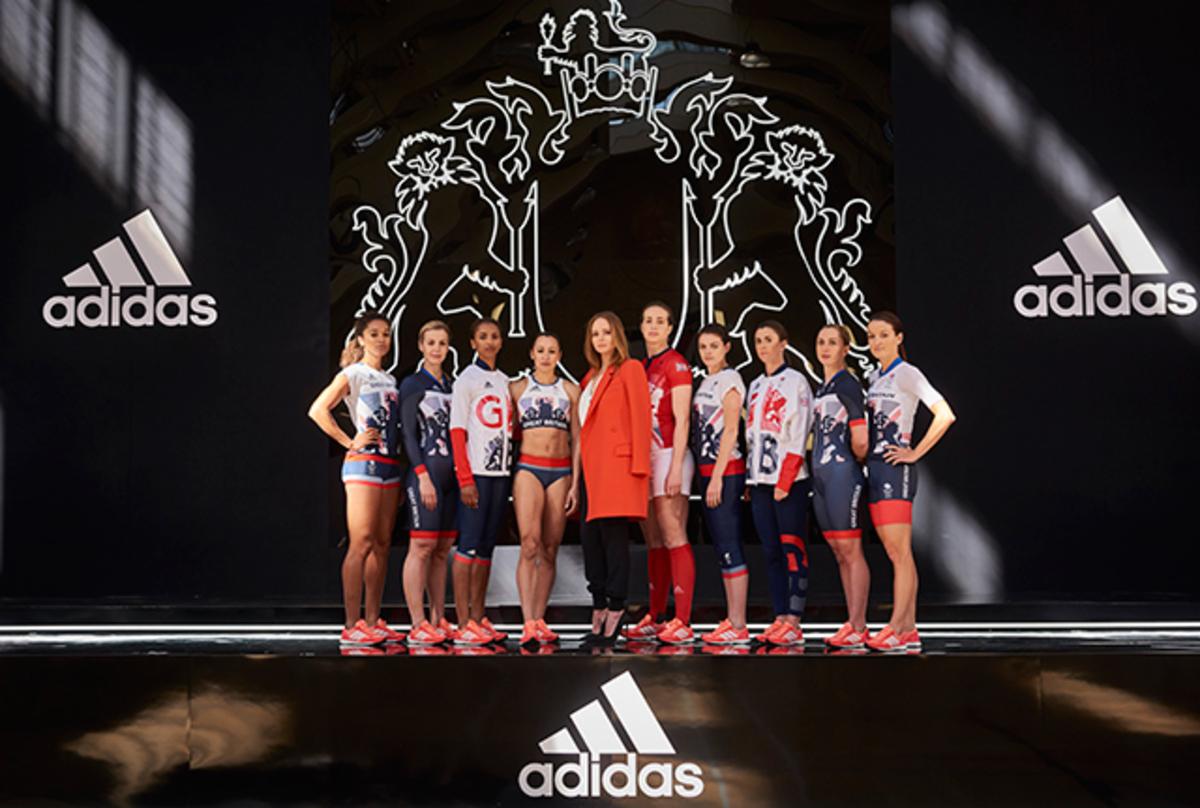 Стелла МакКартни представила новую форму олимпийской сборной Великобритании